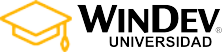 WinDev - Universidad